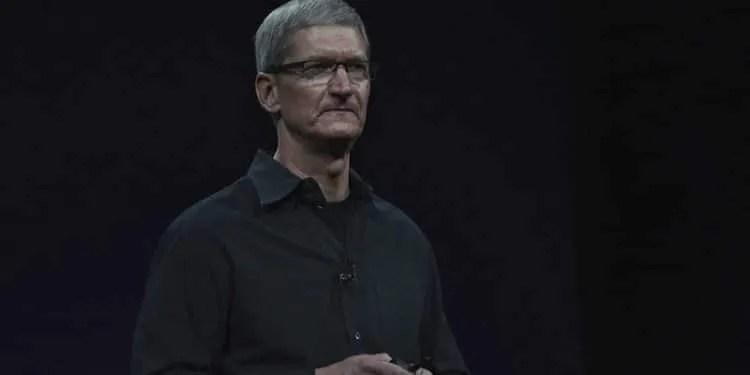 CEO da Apple: a emissão de dinheiro corresponde aos Estados, não ás empresas