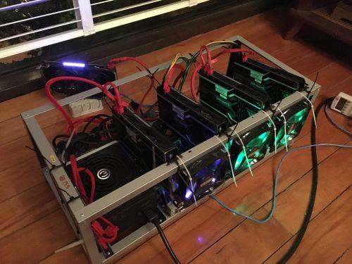 Configuracion GPU mineria criptomonedas