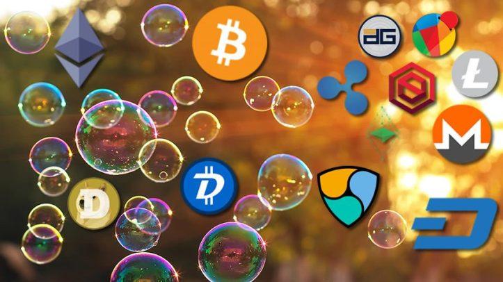 Burbuja-Criptomonedas