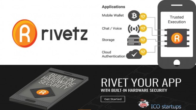 Bitcoin-Rivetz-APP