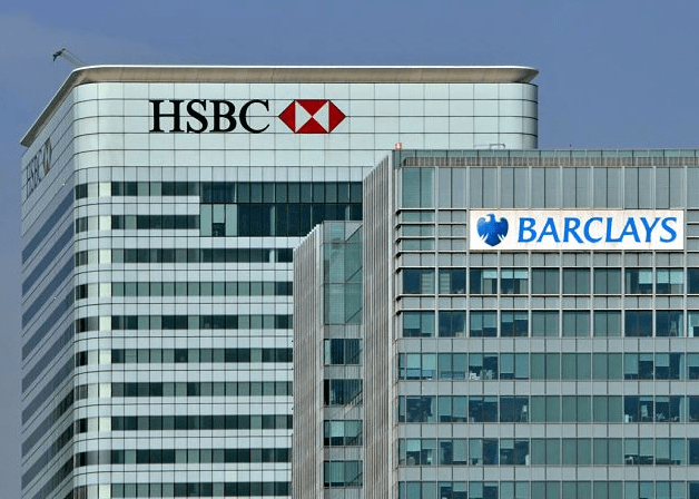 HSBC-Barclays