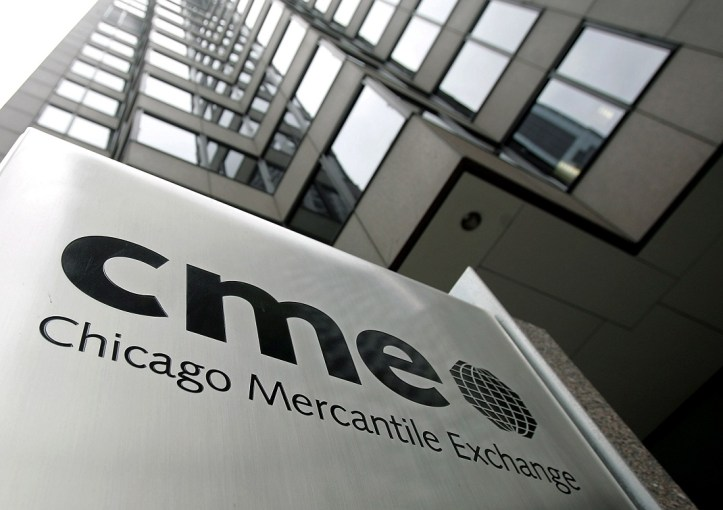 Chicago-Mercantile-Exchange-Futuros-Bitcoin