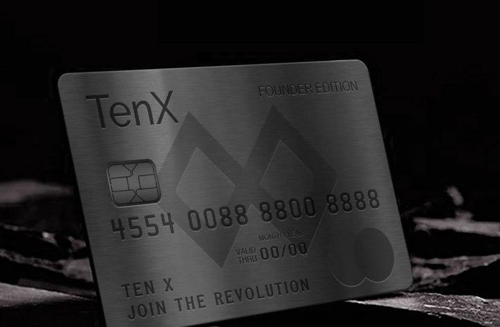 TenX-Tarjeta