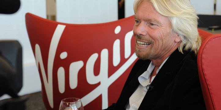 Richard Branson invierte en blockchain