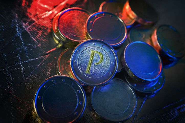 91309727 - petro, new virtual currency of venezuela