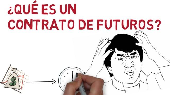 Qué es un contrato de futuros