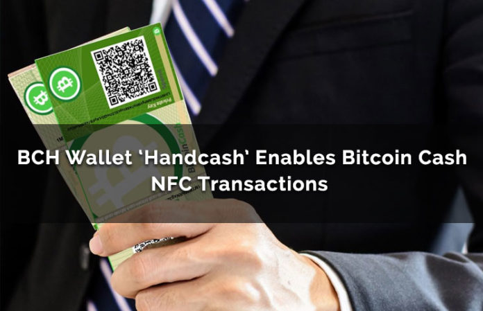 Handcash billetera android Bitcoincash