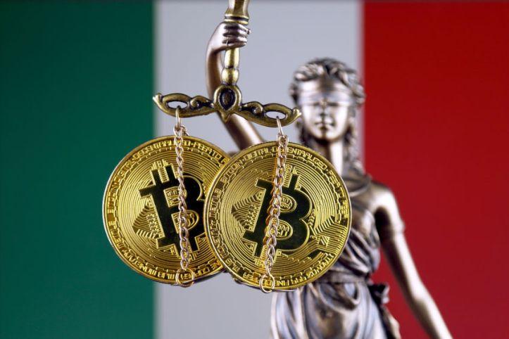 Italia Registro Criptomonedas