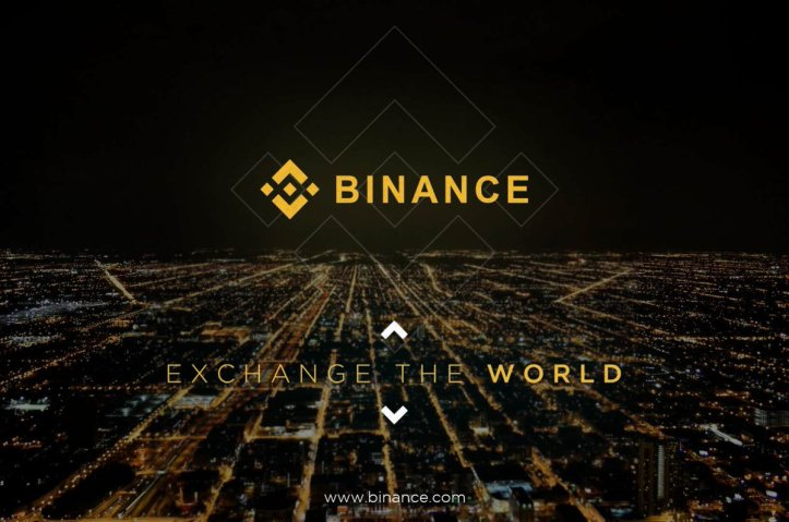 Token del día Exchange Binance