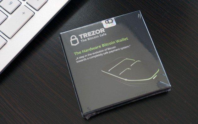 Wallet hardware Trezor