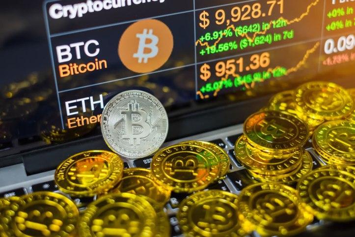 Bitcoin Token del día 09 de marzo 2018