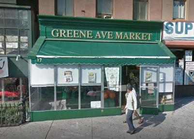 Greene Ave Market Criptomonedas