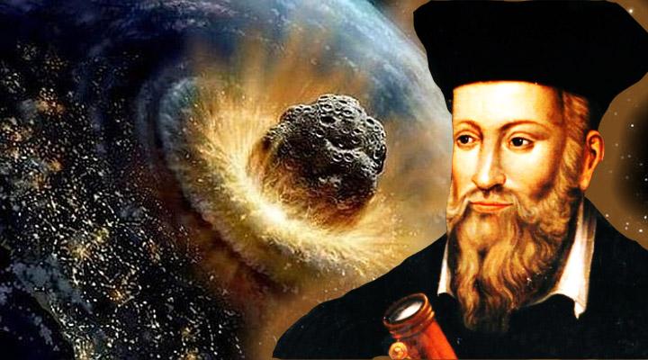 Nostradamus 2018-Predicciones