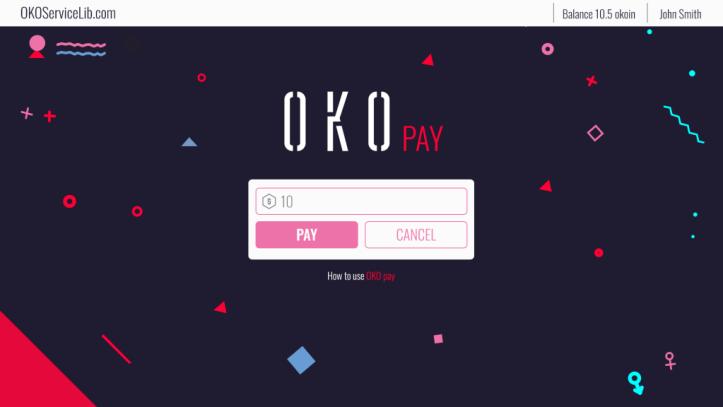 OKO Pay de OKOIN
