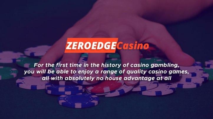 ZeroCoin ZeroEdgeCasino