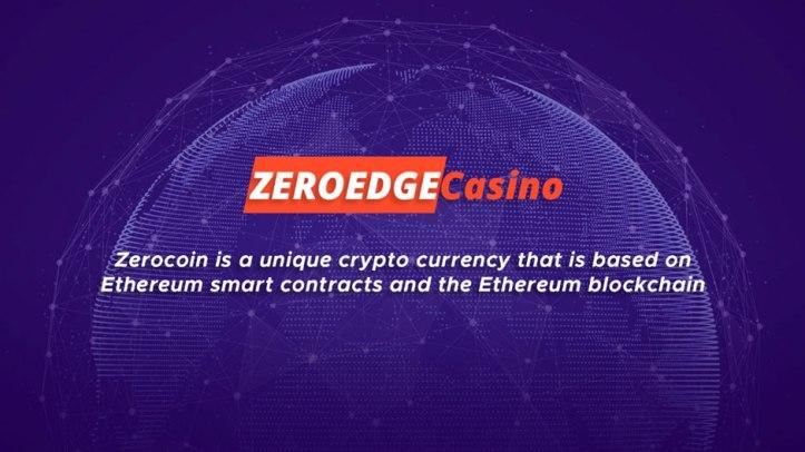 ZeroEdge Casino Blockchain