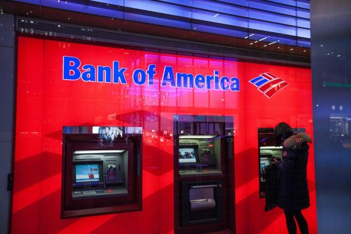Bank of Amercia - Patente Blockchain