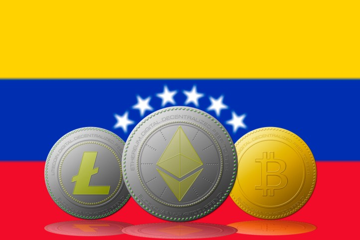 Venezuela Criptomonedas