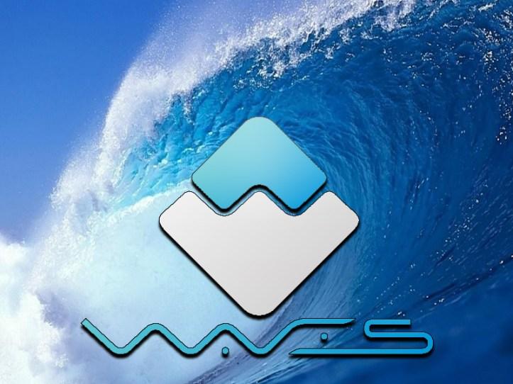 Waves Token del día abril 2018