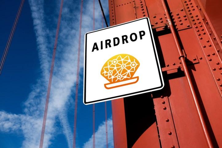 Airdrops Criptomonedas