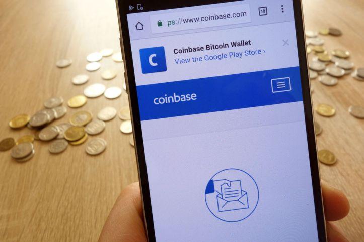 Coinbase Exchange Tokens