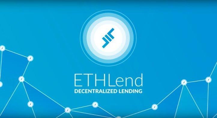 Criptomoneda ETHLend - Prestamos descentralizados