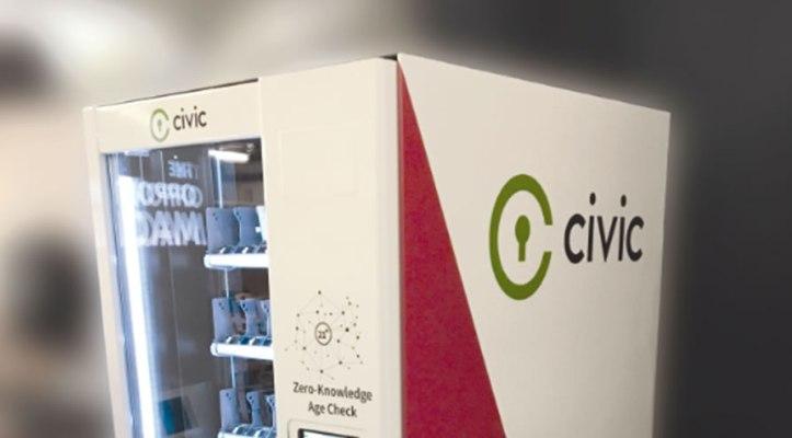 Expendedora Civic - Criptografia