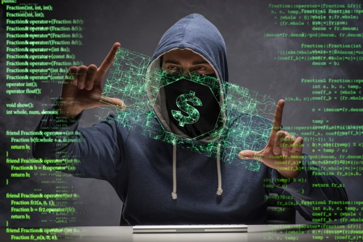 Hackers - Malware - Blockchain