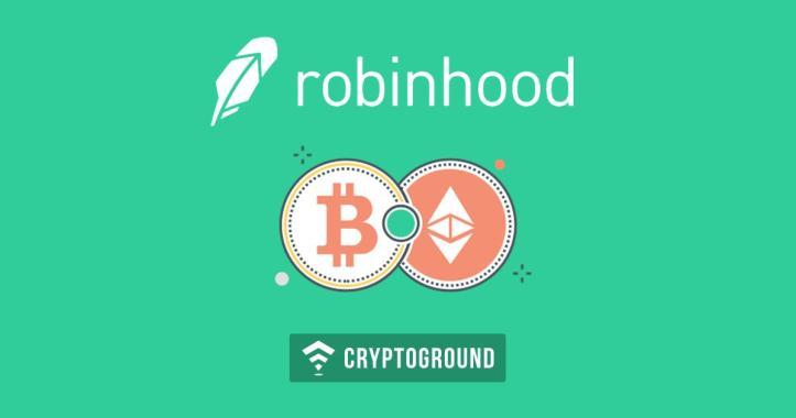 Robinhood Criptomonedas
