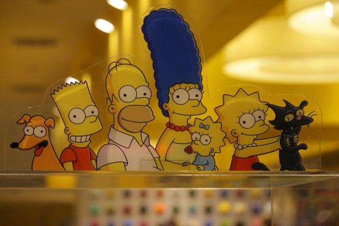 Simpson Criptomonedas