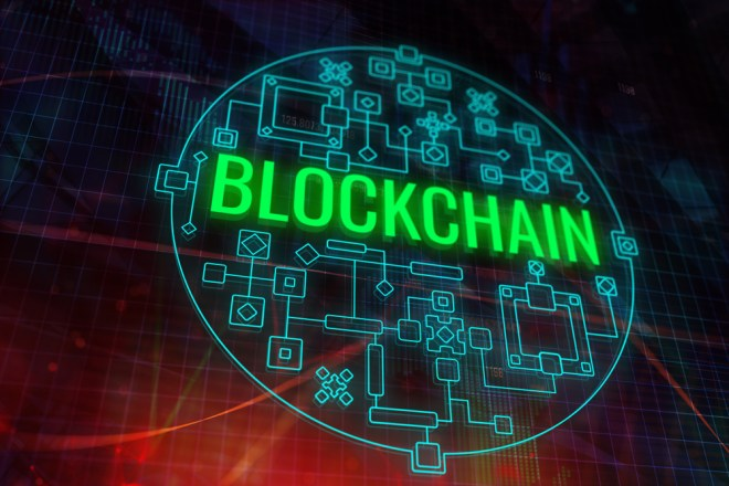 Tecnologìa Blockchain - Decenturion