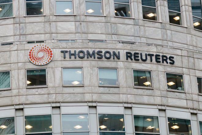 Thomson Reuters Crypto