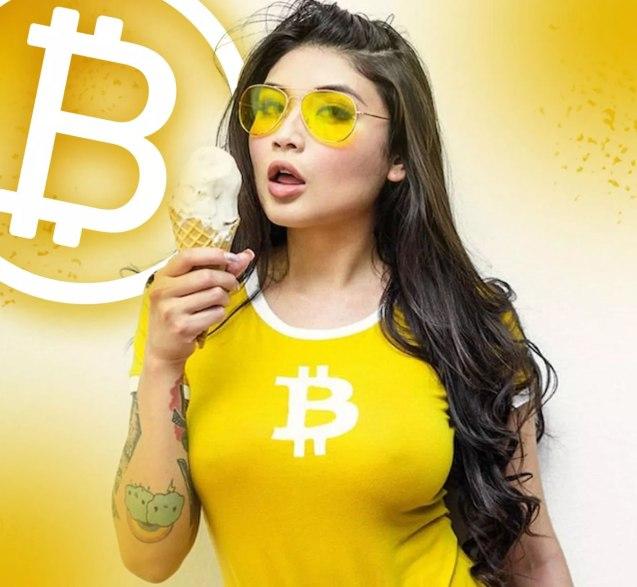 Brenna Sparks Bitcoin