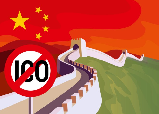 China prohibe las ICOs