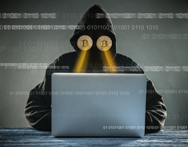 Hackers Criptomonedas