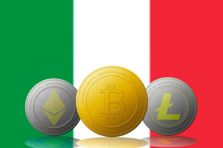 Italia Criptomonedas