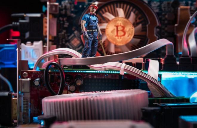 Mineria Bitcoin - Consumo de energia 3