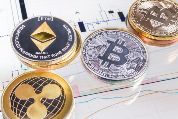 Ripple - Ethereum - Bitcoin