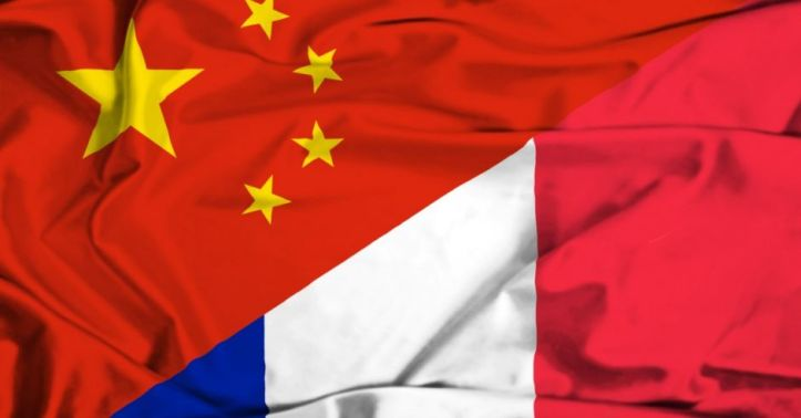 China Francia Blockchain