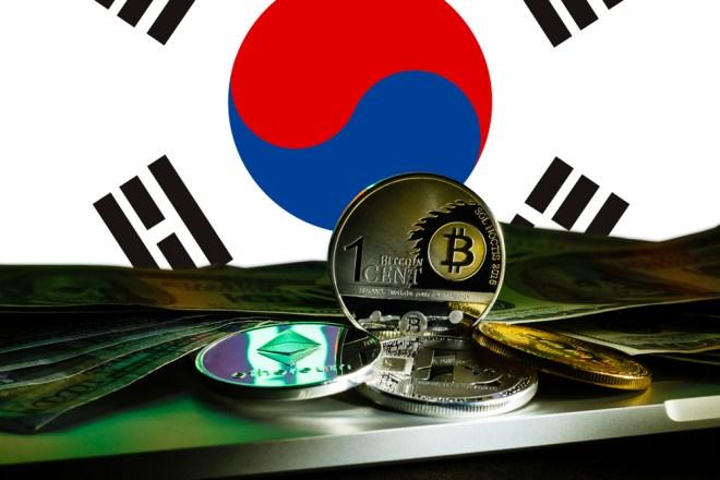 Corea del Sur y las criptomonedas