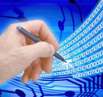 Firma digital - Criptografia