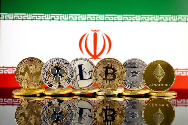 Criptomonedas Iran Sanciones