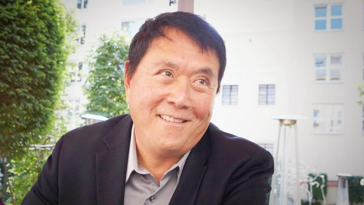 Robert Kiyosaki asegura que el dólar será reemplazado por las criptomonedas