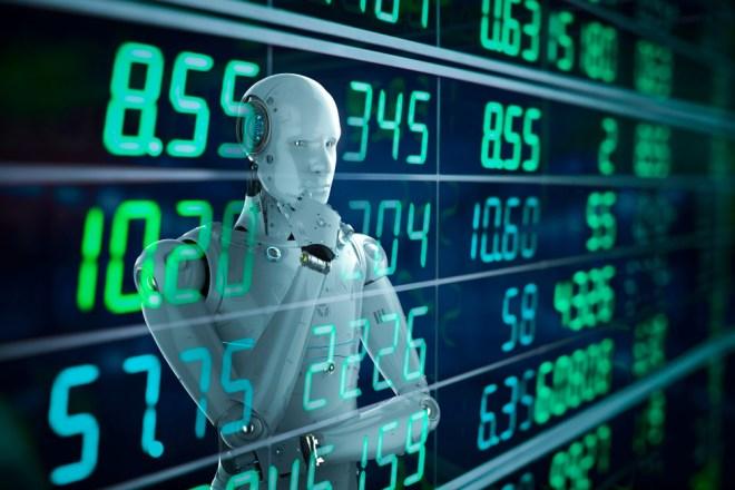 Robot Trading Criptoactivos