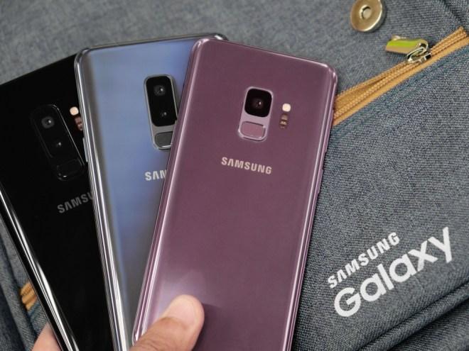 Samsung - Criptomonedas - Telefonos inteligentes - 2