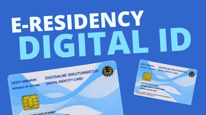 Residencia digital Estonia