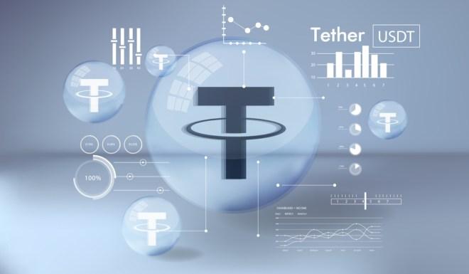 Tether Binance