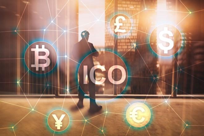 ICO Cripto Blockchain