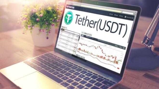 Tether USDT Stablecoin