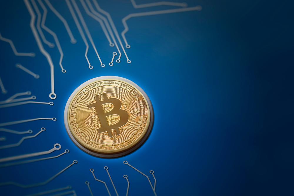 Come viene creato o generato un bitcoin sulla blockchain?